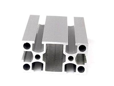鋁型材機架加工