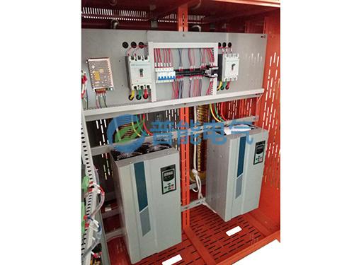 120千瓦电磁采暖炉内部配电