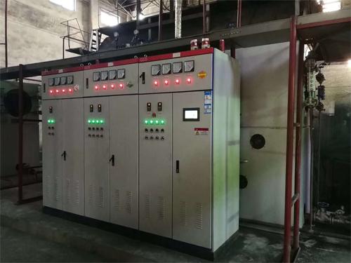 1050kw/1.5T電磁蒸汽鍋爐