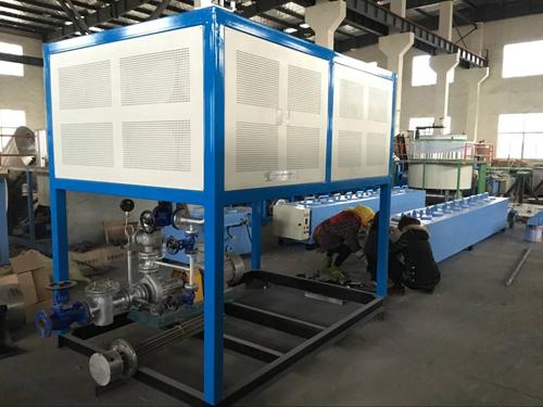 450kw电磁导热油炉