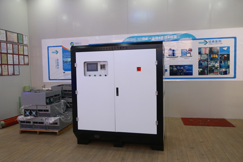 140kw电磁采暖机组