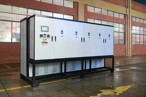 450kw电磁采暖机组