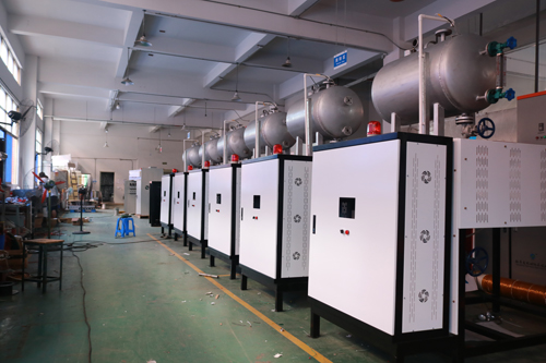 50kw电磁导热油炉