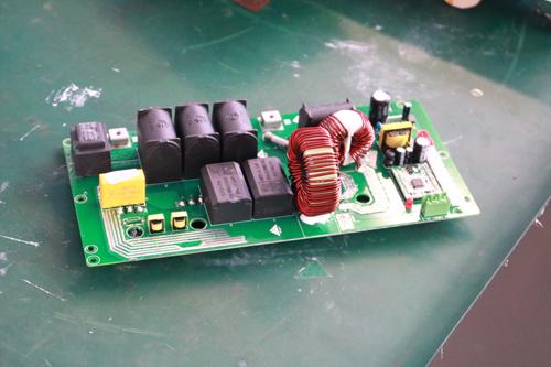 3.5kw水冷电磁加热板