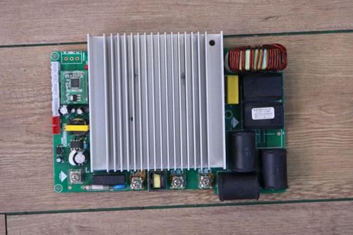 220V/3.5kw风冷电磁加热板