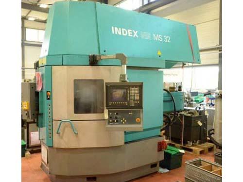 二手数控多轴车床INDEX MS32 C