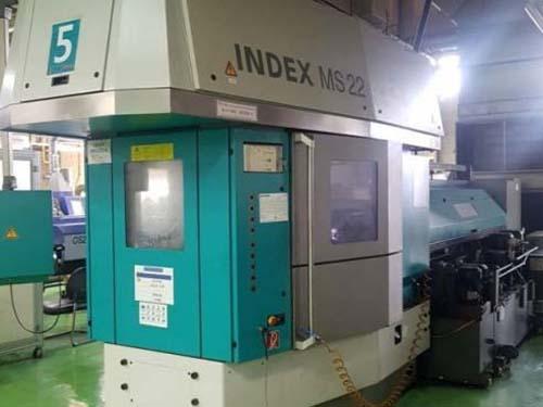 二手INDEX MS22 C數控多軸車床