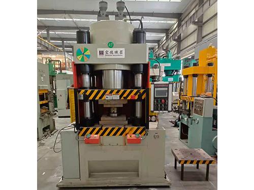 二手宏德YCK-500SF1 500噸 油壓機