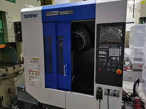 二手兄弟S500Z1钻攻机,C00数控系统