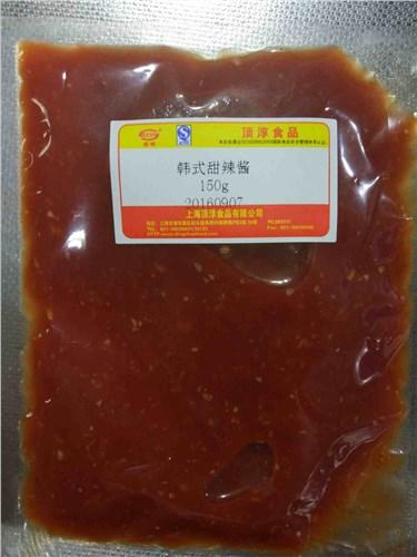 上海酱料供应商 酱料食品批量采购 酱料保质期 前臣供