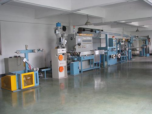 柔性電纜_電子線線纜設備生產商_慶豐電工