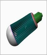 LED灯蓝牙音箱