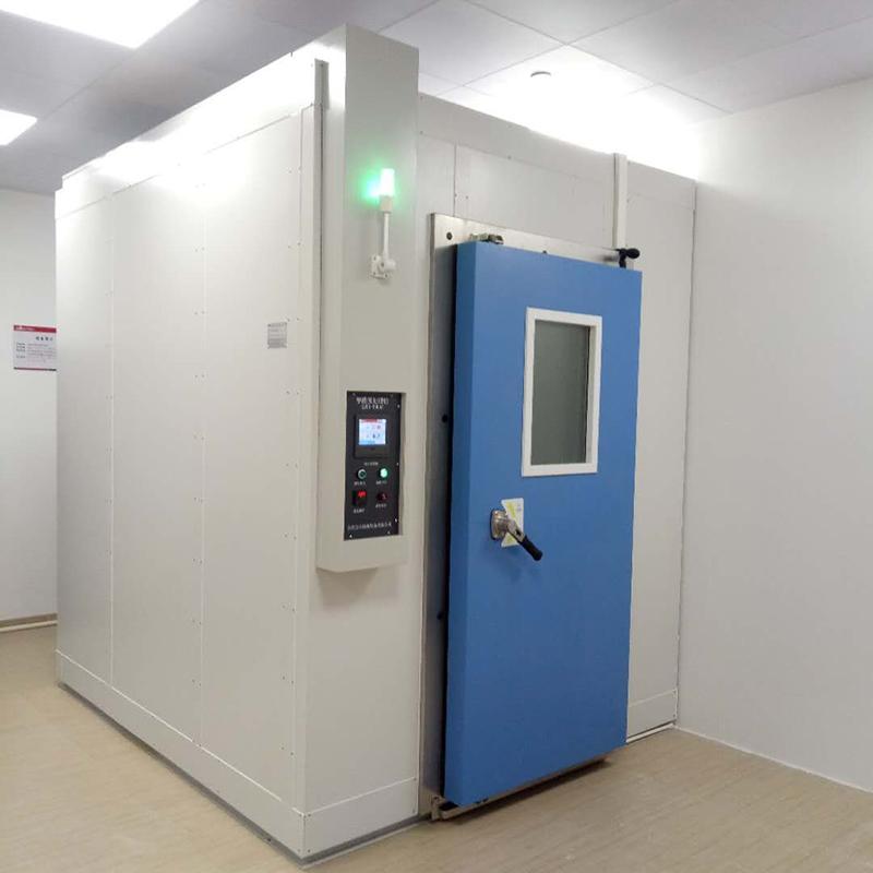 企亚检测_通讯_航天步入式恒温恒湿试验室供应厂家