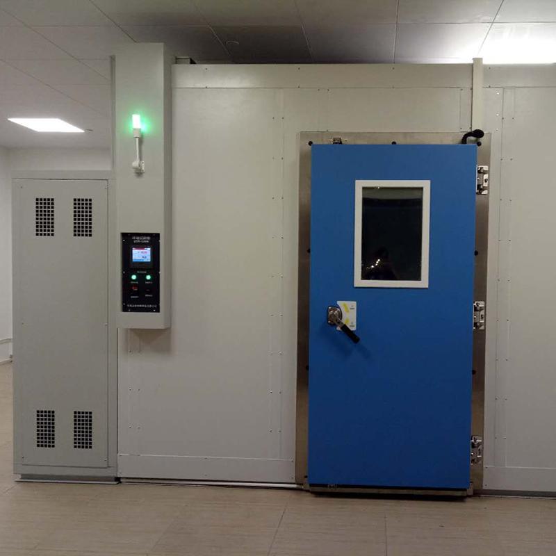 企亚检测_塑胶制品步入式恒温恒湿试验箱厂家_可拆装_电子_节能型
