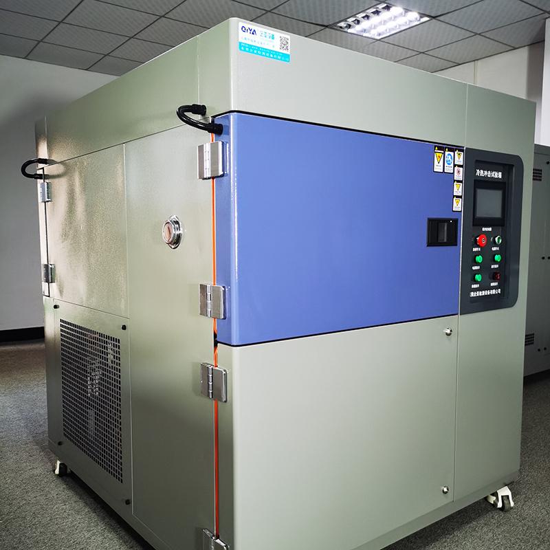 企亞檢測_兩箱式_大型冷熱沖擊試驗機電子電工