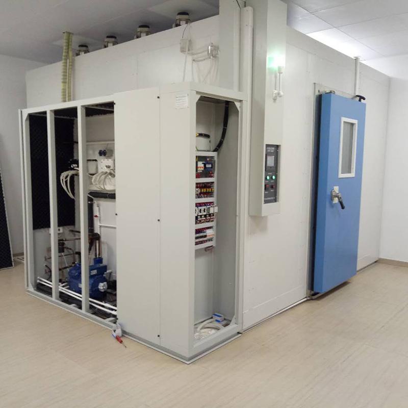 企亞檢測_金屬_金屬步入式恒溫恒濕試驗箱工廠定做