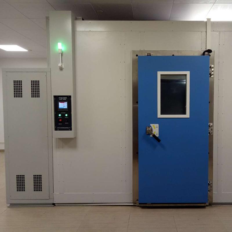 環境步入式恒溫恒濕試驗室直銷_企亞檢測_通訊_手機_高低溫_化學