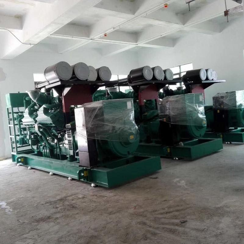 船舶柴油发电机组销售价格_启运环保机械_190kw_中压