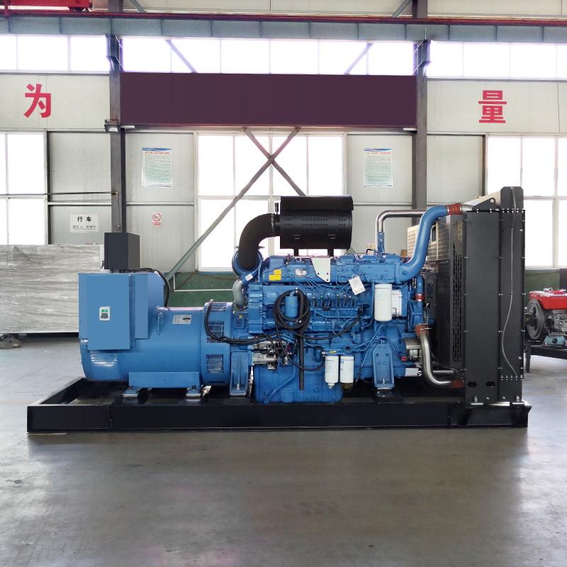 40千瓦玉柴柴油发电机组型号_启运环保机械_电动_国产_大型