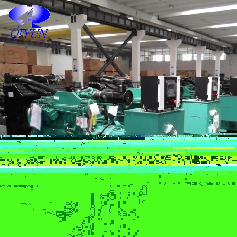 室内康明斯柴油发电机组销售_启运环保机械_2200kw