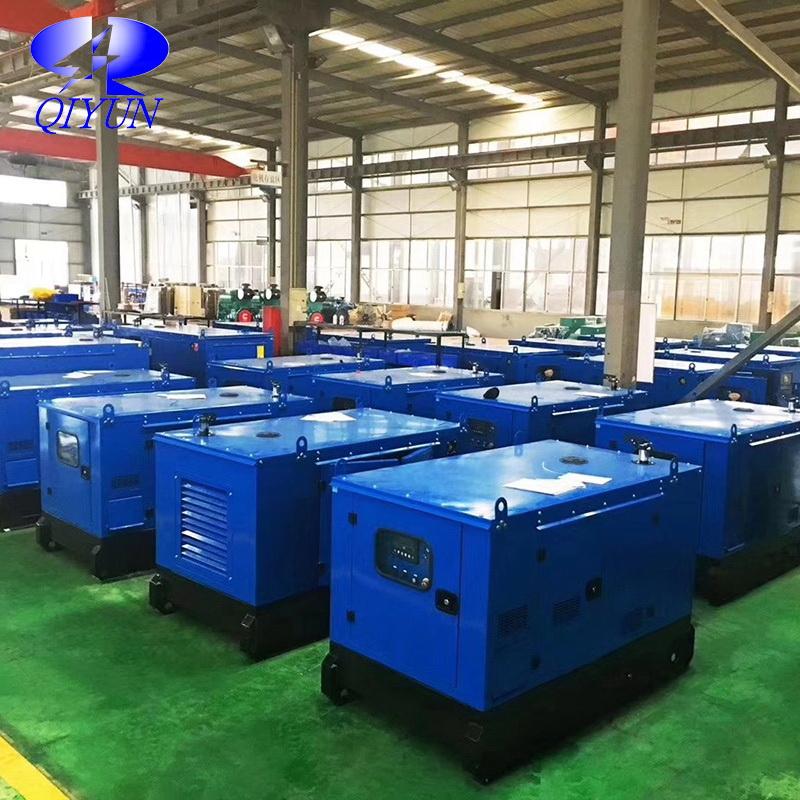 启运环保机械_850kw_1000kw柴油发电机组尺寸