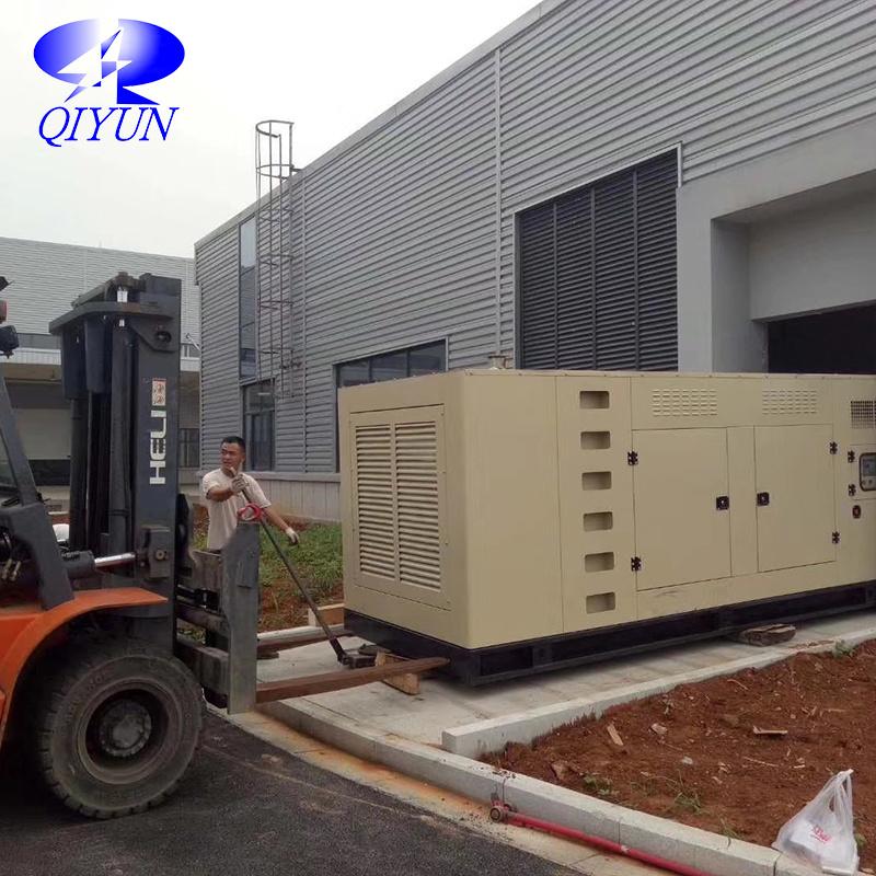 启运环保机械_4105潍柴柴油发电机组维修价格_3200kw