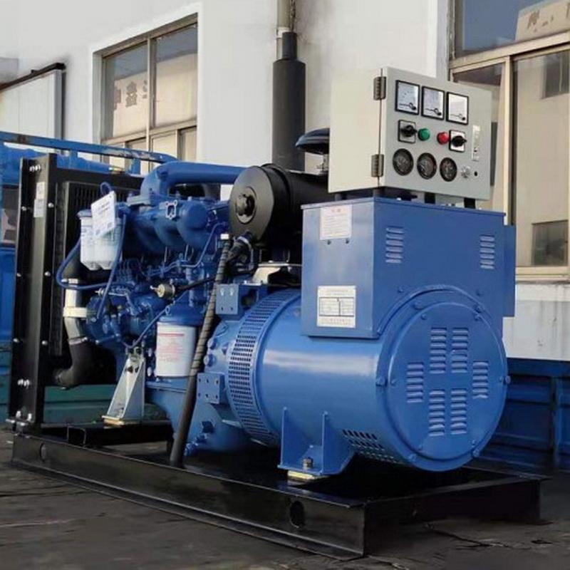 240kw柴油发电机组配件_启运环保机械_700_400kw