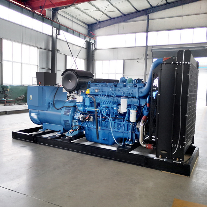启运环保机械_380_260kw玉柴柴油发电机组品牌