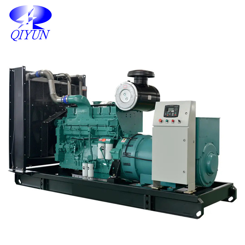 啟運環保機械_自動化_三相電康明斯柴油發電機組技術
