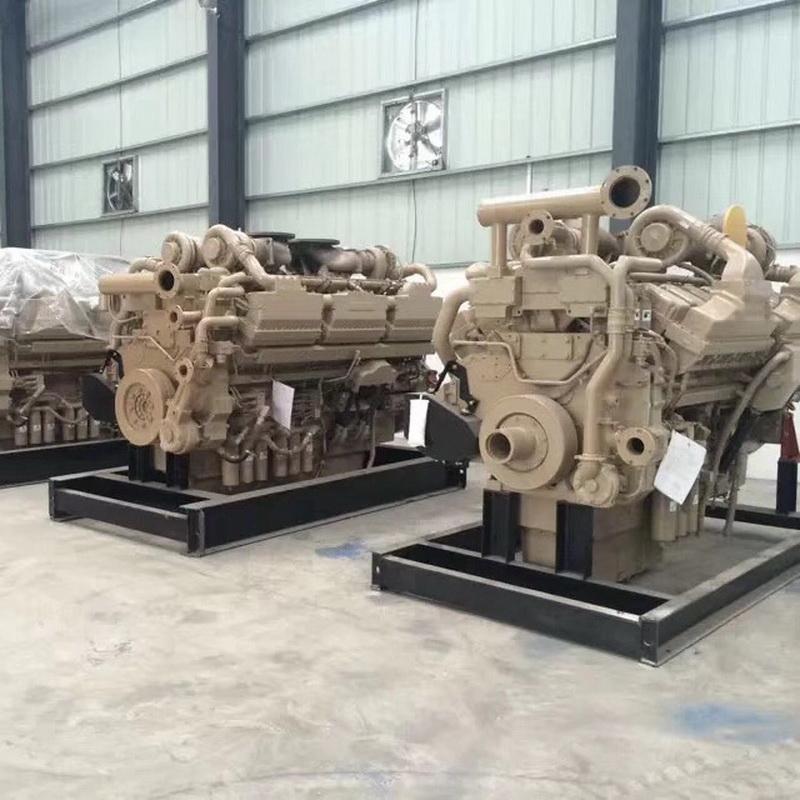 350kw柴油發電機組施工方案_啟運環保機械_190kw_微型