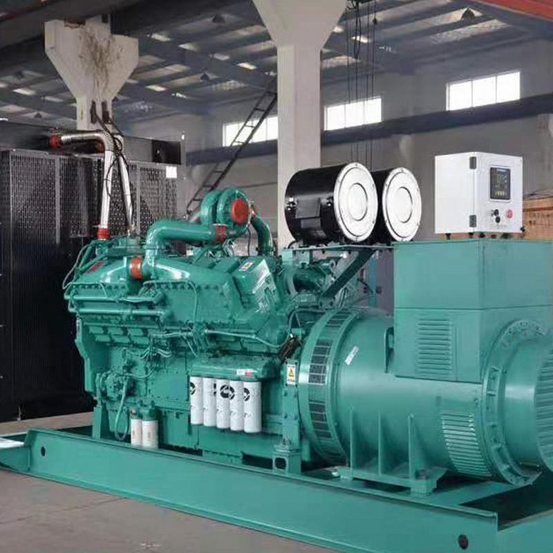 启运环?;礯低燥音柴油发电机组施工方案供应商_组装_300