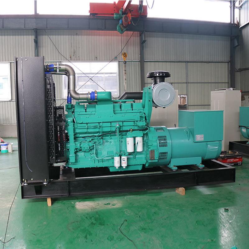 啟運環保機械_1800千瓦_全自動化型柴油發電機組施工方案運行維護