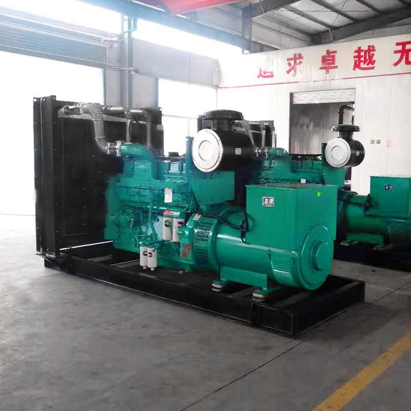 啟運環保機械_全自動_350kw柴油發電機組施工方案生產