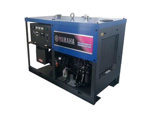雅馬哈柴油發電機組