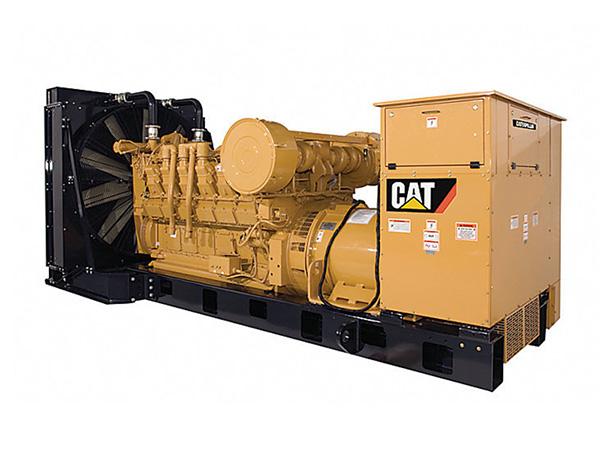 美國卡特彼勒柴油發電機組