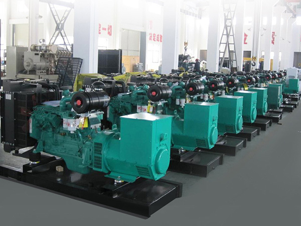 柴油發電機組定制