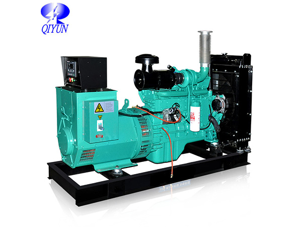 柴油發電機組供應