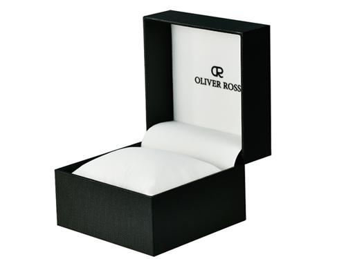 厂家直销定制高档手表盒塑胶胚表手表盒子绒布内饰翻盖首饰包装盒