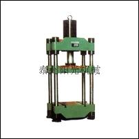 油壓機|四柱油壓機-泰州市陽光機械專業生產電動門式油壓機,手提式電動套絲機,電動套絲機,電動切管套絲機