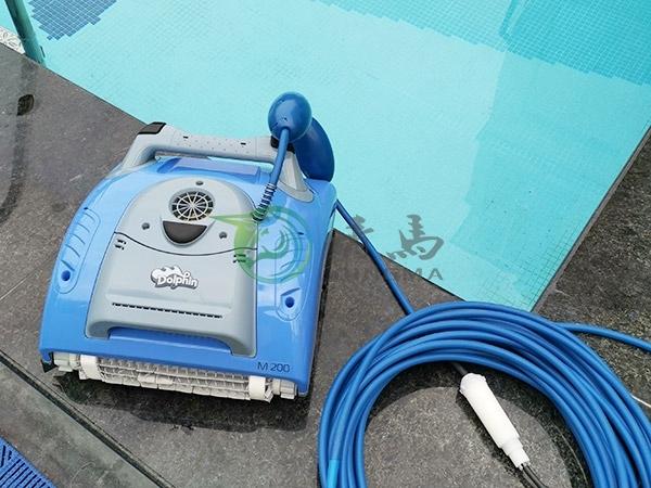 海豚M200全自動吸污機