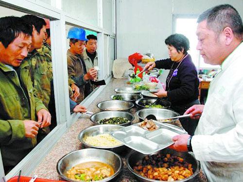 广州建筑食堂承包