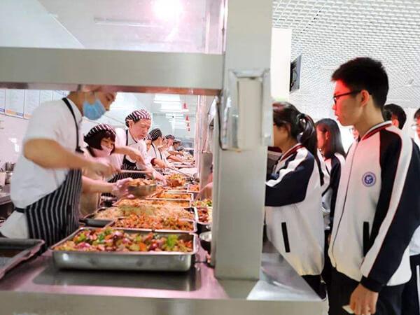 广州学校食堂承包
