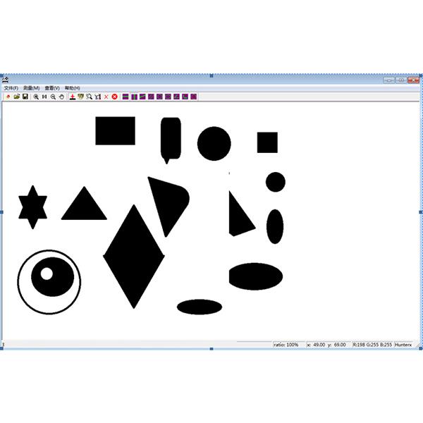 二次元影像测量软件