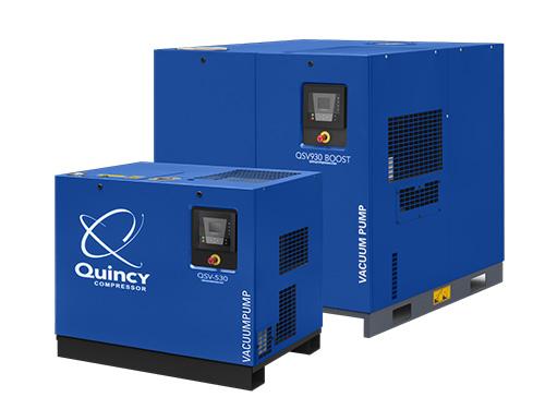 昆西空压机 QSV 5.5-37kW