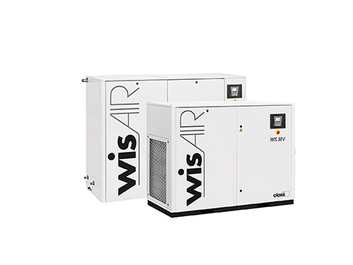 无油压缩机WIS 20-75V