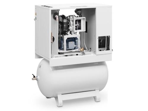 无油涡旋压缩机