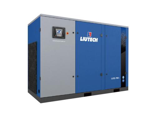 LU PM(+)高端油永磁变频螺杆压缩机