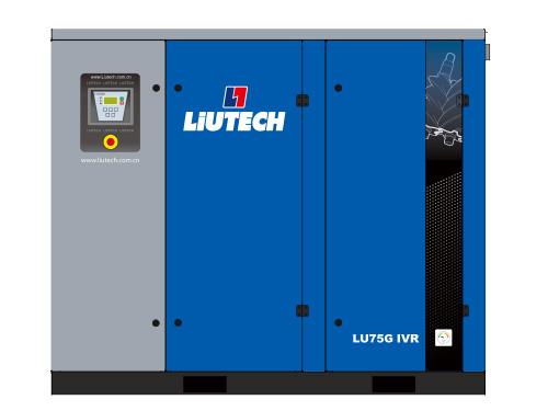 富达变频空压机 LU37-132+G