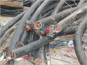 回收电线电缆