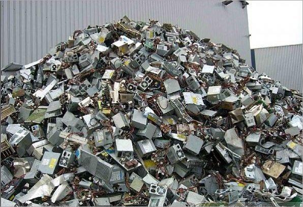 回收废旧电脑